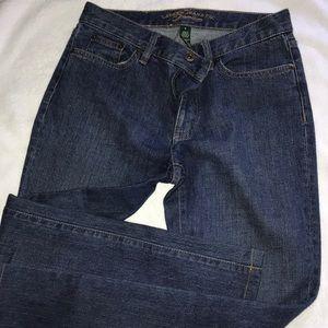 Perfect Ralph Lauren Classic Straight Jeans